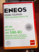 Eneos Gran Touring. Вязкость 5W-40, синтетическое
