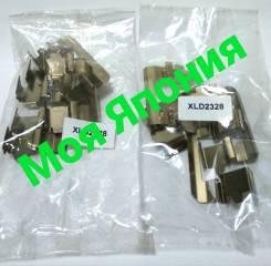 Крепеж тормозных колодок T31/X-TRAIL/4WD, R50, QX4 Front XLD2328