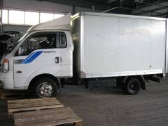 Kia Bongo III. Изотермический фургон с внутренними размерами 3,2*1,75*1,85 м., 2 900куб. см., 1 000кг., 4x2