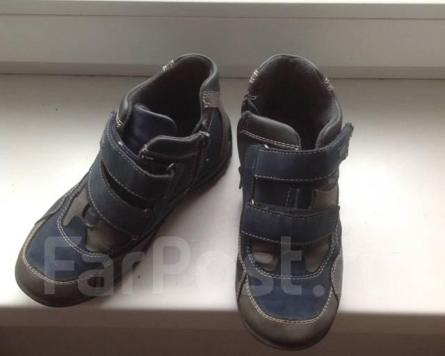 9ae9bdfd Продам ботинки осень/весна - Детская обувь во Владивостоке