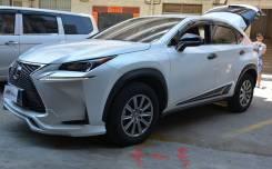 Обвес кузова аэродинамический. Lexus NX200t, AGZ15, ZGZ10, ZGZ15 Lexus NX200, AGZ15, ZGZ10, ZGZ15. Под заказ