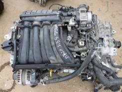 Двигатель MR20 на Ниссан Альмера