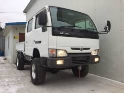 Nissan Atlas. Продается 4WD, борт 1,5 тонны во Владивостоке, 3 200куб. см., 1 500кг.