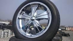 "MAXX Wheels. 8.5x20"", 5x114.30, 5x120.00, ET35"