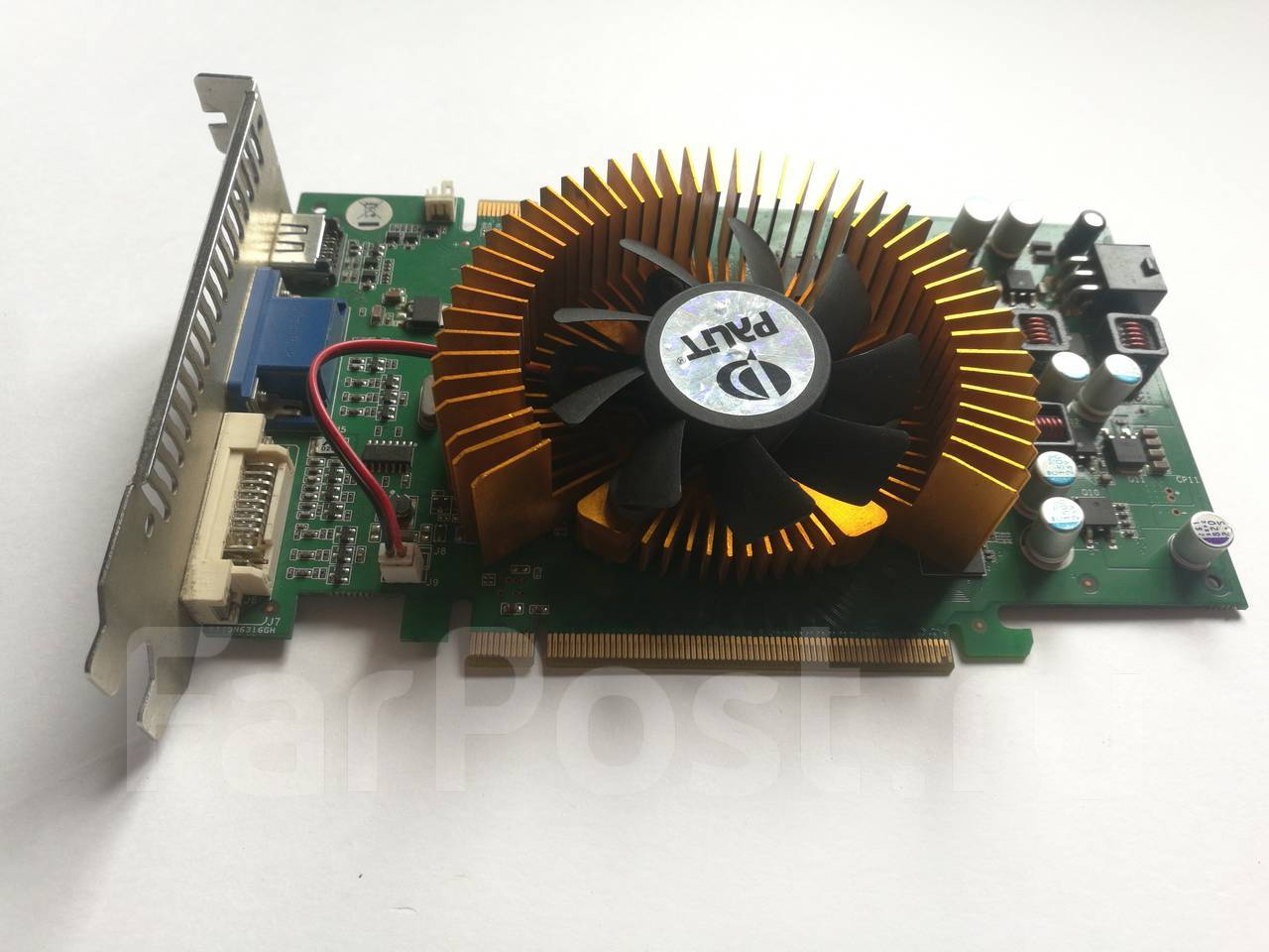 Nvidia Geforce 8600 Gs Vga Pci 256 Mb Ddr2 8400gs 8300gs