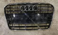 Решетка радиатора. Audi A5, 8F7, 8T3, 8TA, 8T Audi S5, 8F7, 8T3, 8TA Двигатели: CAEB, CAED, CDNB, CDNC, CDUC, CGLC, CGLD, CGWC, CGXC, CHMB, CJCA, CJCB...