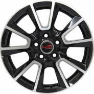 Диск колесный 16 LA VW501 Concept 6.5*16 5*112 ET33 d57.1 BKF