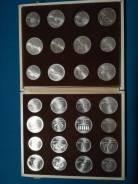 Набор монет Канада Олимпиада 1976 г.