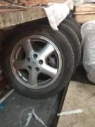 "Продам комплект колес разношироких Tourer V mark 100. 6.0/6.5x55"" 5x114.30 ET50/50 ЦО 60,0мм."