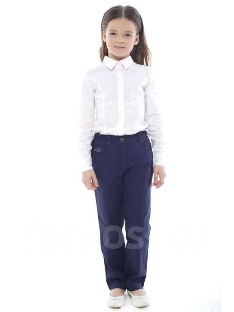 7a23770ab63 Белая блузка в школу - Детская одежда во Владивостоке