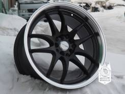 "Work Emotion CR 2P. 8.5x18"", 5x100.00, 5x114.30, ET28, ЦО 73,1 мм."