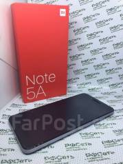 Xiaomi Redmi Note 5A. Новый, 32 Гб, Серебристый, 4G LTE, Dual-SIM