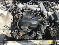 Двигатель в сборе. Toyota Mark II, JZX100, JZX105 Двигатели: 1JZGE, 1JZGTE