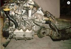 Двигатель (ДВС) Субару EJ16 subaru