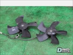 Вентилятор охлаждения радиатора. Nissan Skyline, V35 Nissan Fairlady Z, Z33 Двигатели: VQ35DE, VQ35HR