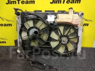 Радиатор охлаждения двигателя. Toyota Harrier, MCU30, MCU30W Lexus RX300