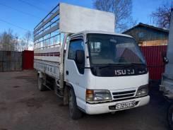 Isuzu Elf. Срочно продам грузовик Isuzu elf 3 т, 4 300куб. см., 3 000кг.