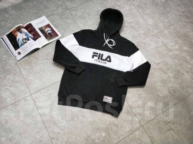 Толстовка Fila во Владивостоке - Спортивная одежда da8ea083ac850
