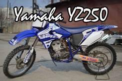 Yamaha YZ 250F. 250куб. см., исправен, без птс, без пробега