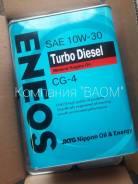 Eneos Turbo Diesel. Вязкость 10W-30, минеральное