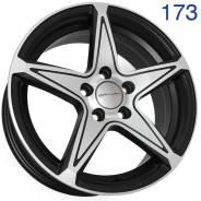 """Sakura Wheels 3249. 6.5x15"""", 5x100.00, ET38, ЦО 73,1мм."""