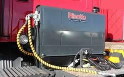 Установка гидравлики на грузовые автомобили и самосвалы Scania