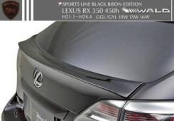 Спойлер. Lexus RX450h Lexus RX350 Lexus RX270, AGL10, AGL10W Двигатель 1ARFE