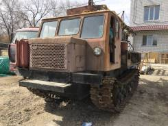 АТЗ ТТ-4. Продаётся трактор ТТ-4 с буровой установкой УГБ-1ВС 2007г