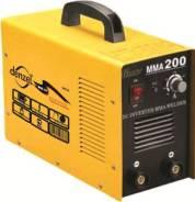 Сварочный инвертор ,200А,7кВт, 1,6-4мм, 7кг/Denzel M94320