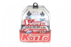 Лампа Н4 12v60/55w (100/90W) 2шт Koito P0746W