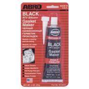 Герметик прокладок черный 85г (до +260 градусов) 12-AB-R ABRO