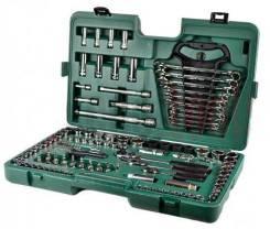Набор торцевых головок и ключей универсальный 120 предметов 909014 SATA