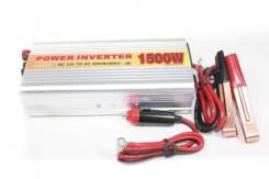 Переходник инвертор 12-220V 1500WT