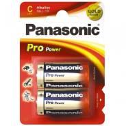 Батарейка Panasonic LR14 C PRO POWER/2BP