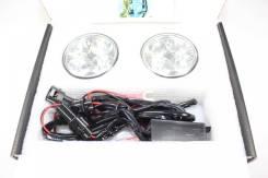 Дневные ходовые огни dSign 4 диода, круглые (4W) XTDR-0002W