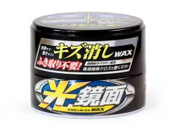Полироль для кузова для маскир.царапинNеw Scratch Clear Wax-Mirror Finish-D&Втемных,200 00420 Soft99