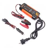 "Цифровое пуско-зарядное устройство ""Агресор"",9фаз зар,ток 4А,для 6V/12V""AUTOPROFI"" SBC-040/AGR Brick"