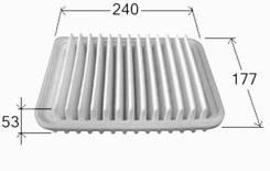 Фильтр воздушный A-1013 (AF0167/17801-0D060) Avantech