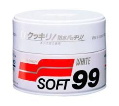 Полироль для кузова защитный для светлых а/м Светлый/Белый, 300 гр 00020 Soft99