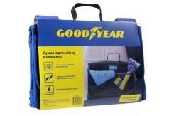 "Органайзер ""Goodyear"" GY001007 сумка в багажник, из карпета"
