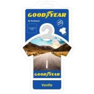 Ароматизатор воздуха подвесной Goodyear Ваниль GY001400