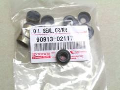 Колпачек маслосъемный 90913-02117 (01050048) (8 шт) THO