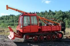 ОТЗ Онежец-395. Продается бурильно-крановая машина ОТЗ-395 в Иркутске. Под заказ