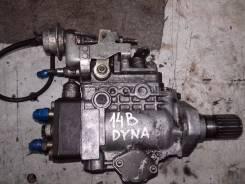 Насос топливный высокого давления. Toyota ToyoAce, BU66, BU67, BU72, BU73, BU74, BU87, BU88 Toyota Dyna, BU66, BU67, BU72, BU73, BU74, BU87, BU88 Двиг...