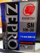 Idemitsu Zepro. 5W-30, синтетическое, 4,00л.