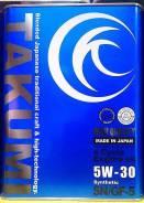 Takumi. 5W-30, синтетическое, 4,00л.