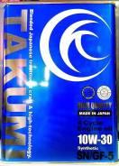 Takumi. 10W-30, синтетическое, 4,00л.