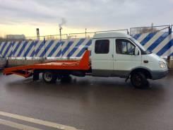ГАЗ ГАЗель. Продаётся Газель эвакуатор, 2 500куб. см., 3 000кг.