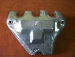 Защита выпускного коллектора. Chevrolet Lanos Daewoo Nexia Daewoo Lanos ЗАЗ Шанс Двигатель A15SMS
