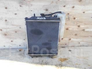 Радиатор охлаждения двигателя. Toyota Duet, M100A Двигатели: K3VE, K3VE2, K3